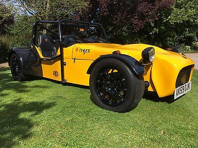 Tiger R6 kit Car Factory Built only 5518 Miles, Caterham, Westfield