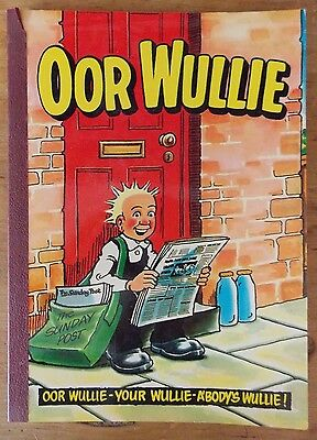OOR WULLIE Annual 1982 (Very Good condition)
