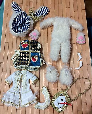 Outfit Pullip Classical White Rabbit Complete
