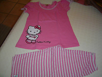 Pyjama Fille Hello Kitty 10 Ans