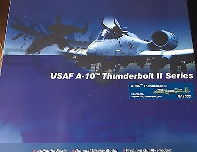 Hobby Master 1:72 A-10C Thunderbolt II 23 wing 74 FS  Bagram AFB, Afghanistan,