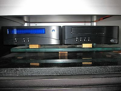 Resolution Audio Opus 21 with GNSC Ref. mod. with brand new drive installed