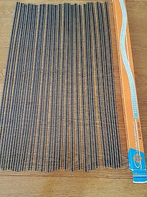 Lot de 23 rails flexible N roco en boite
