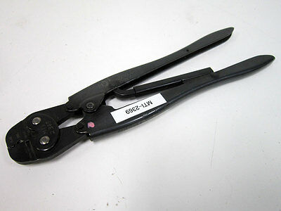 Amp Tyco Te Connectivity 220009-1-B Bnc Ratchet Hand Crimp Tool