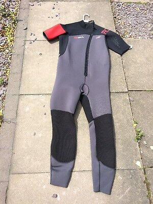 Gul Wetsuit Sailing Dinghy Front Zip Large , One Days Wear.