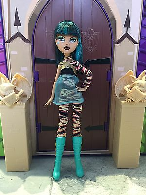 Monster High Cleo De Nile I Heart Fashion Doll