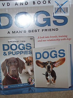 Dogs A Mans Best Friend Breed Training For Puppies And Dogs Dvd & Book Set