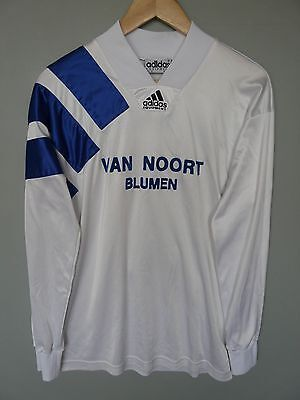 Vtg Adidas Equipment 90's Football Shirt Trikot Jersey #2 Sz Small (116)