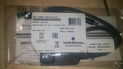 EMERSON By Avocent MergePoint Unity Serial IQ Serial Port Switches MPUIQ-SRL NEW