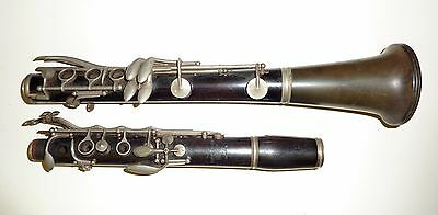 Boosey & Hawkes 77 wooden clarinet Bb