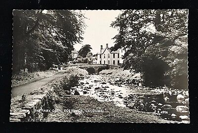 RP Postcard The Fairy Glen Rostrevor Co. Down, R4906, Posted - PCBOX1