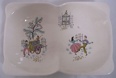 Rare Vintage Beswick Collectable Dancing Days Serving Dish Made In England