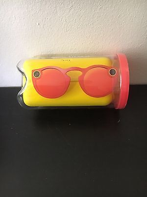 Snapchat Spectacles - Coral