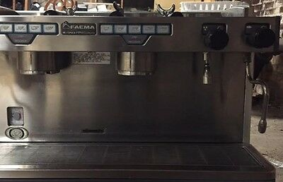 Faema E98 President Commercial Espresso Coffee Machine for CAFE COFFEE SHOP BAR