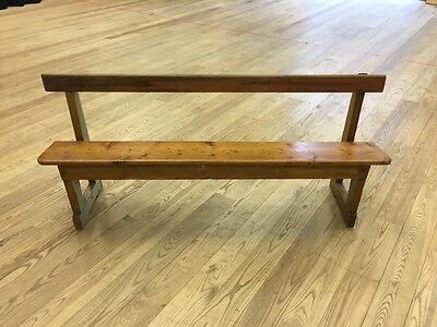 Church Pew Oak Bench Seat