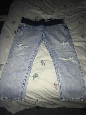 New Look Maternity Jeans Size 18