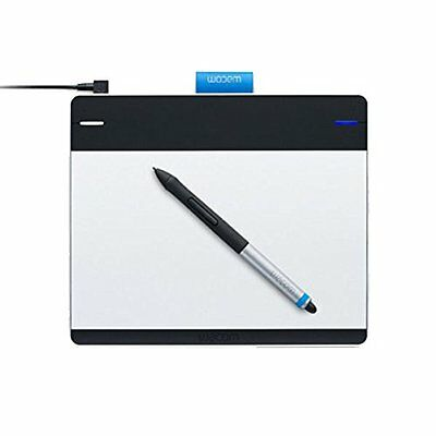 Wacom Intuos Creative Pen And Touch Graphicst Tablet Cth-480S