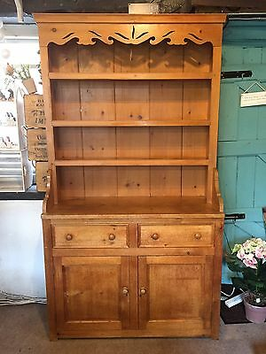 Antique Pine Dresser - Hand Made