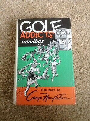 Golf Addicts Omnibus. First edition. George Hamilton.Illustrated.