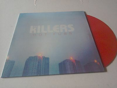 The Killers - Hot Fuss (Red Vinyl)