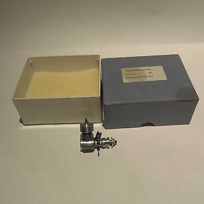 SCHLOSSER 0.5 cc Diesel in box for Free Flight Models