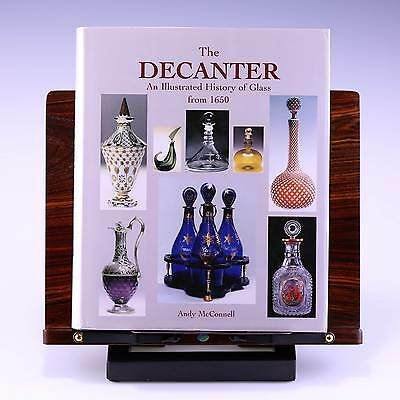The Decanter, An Illustrated History of Glass from 1650 Andy McConnell