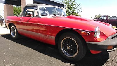 1977 MG MGB Convertible. No Rust, Great driver 8.5 out of10