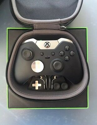 Xbox One Elite Official Wireless Gaming Controller **BRAND NEW, RRP £120**