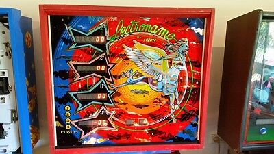 Lectronamo - Pinball Machine by Stern