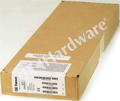 New Sealed GE Fanuc IC693CPU323V 90-30 Series 10-Slot Base with Turbo CPU 10MHz