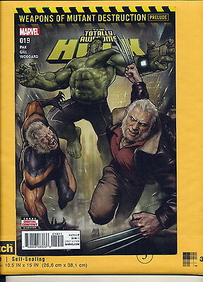 Totally Awesome Hulk 19 Prelude to WMD NM+ 9.6 1st print