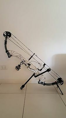 2017 Hoyt Prevail 40 Compound Bow
