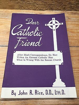 Vintage Religious Booklet/Pamplet/Retro/Early Protestant Booklet By John R Rice