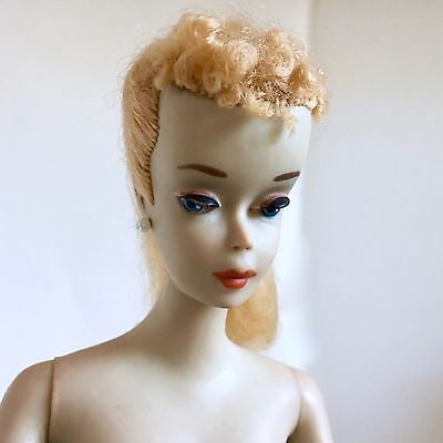 VINTAGE BARBIE #3 PONYTAIL BLONDE 1959/1960 Beauty