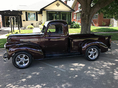 1941 Chevrolet Other Pickups  1941 Chevrolet Truck-street rod, 350 V8, air, frame off, automatic, show quality