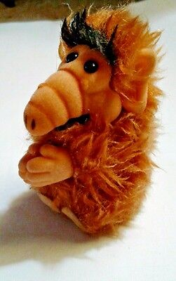 Alf Plush Clip Tv show Hugger 3.5 inches 1980's