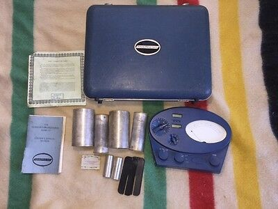 Scientology Professional Mark VI E-Meter Case Included