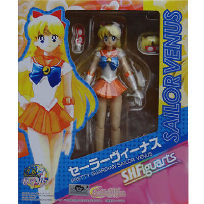 Anime Pretty Guardian Sailor Venus Figuarts Minako Aino Action Figure Figma Toys