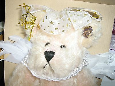 Collectible Annette Funicello Mohair Bear Twyla LE 294/20,000