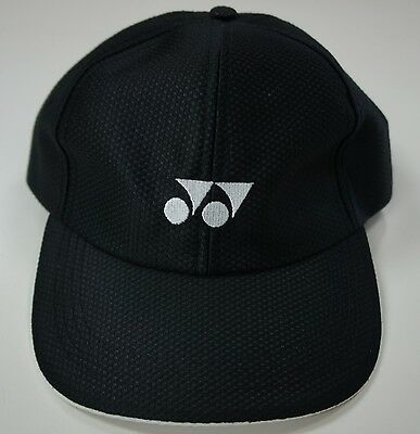 YONEX Tennis/Badminton Cap/Hat W-341, One Size fits All, Made in Taiwan