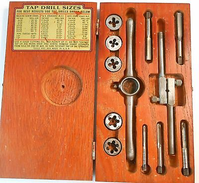 Ace Tap And Die Set Made In Usa