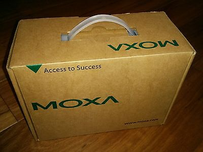 MOXA W341 RISC-based Embedded Linux Computer with Wireless Lan - Brand New