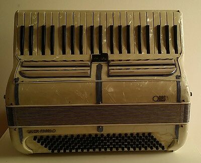 Castelfidardo MORESCHI 120 Basses Accordion - Made in Italy
