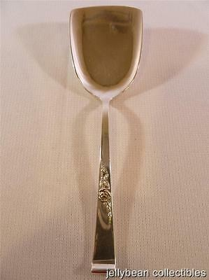Reed & Barton STERLING SILVER Sugar Scoop / Shovel CLASSIC ROSE 23.9grams