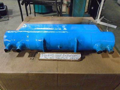 $650 US. Perkins Diesel heat exchanger T6-354 T6.354 T6354 6-354 6.354 6354