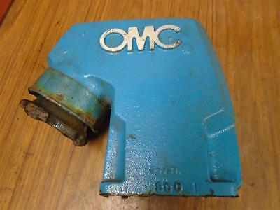 OMC Stringer Cobra Chevy GM & Ford V8 Exhaust manifold Elbow Riser 909218 982680