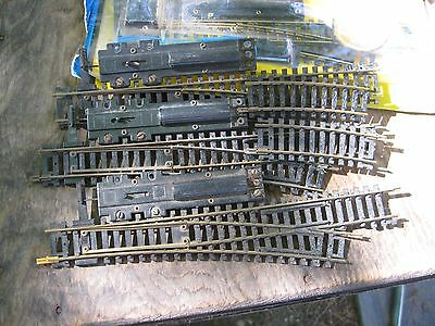 Model Power Track Lot Switches/turnouts