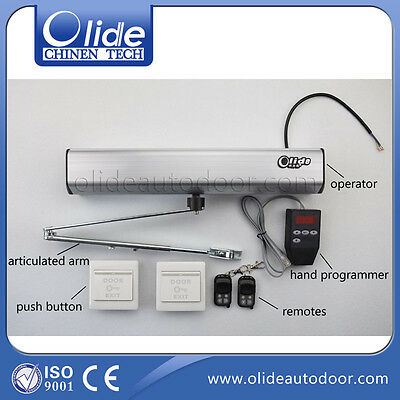 Handicap door opener, disabled door opener
