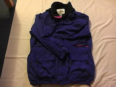 Obermeyer Mens Outdoor Climber Hiking Skiing Jacket Size Large