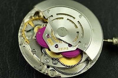 ROLEX 1570 MOVE dial  crown Overhaul is necessary